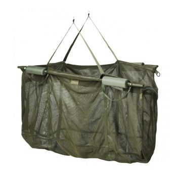 Trakker Sanctuary Retention Sling v2 groen karper bewaarzak X-large