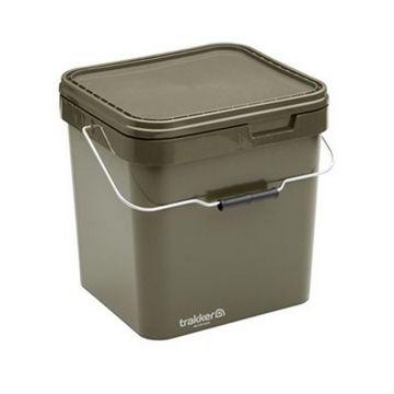 Trakker Square Container olive  17l