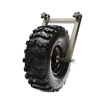 Trakker X-Trail Wide Wheel groen - zwart karper viskar