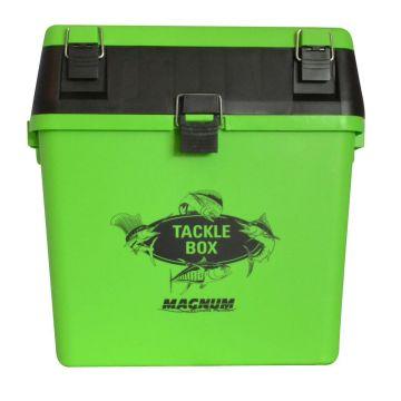 Tronixpro Axia Kyoto Seat Box groen viskoffer