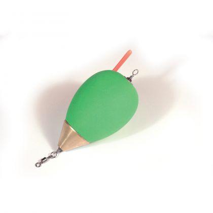 Tronixpro Casting Float groen zeevis visdobber 20g