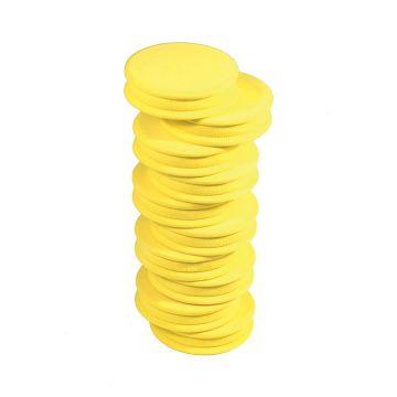 Tronixpro EVA Rig Winders jaune  6.5cm