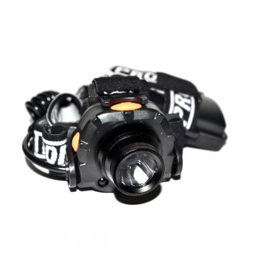 Tronixpro Headlight zwart lamp