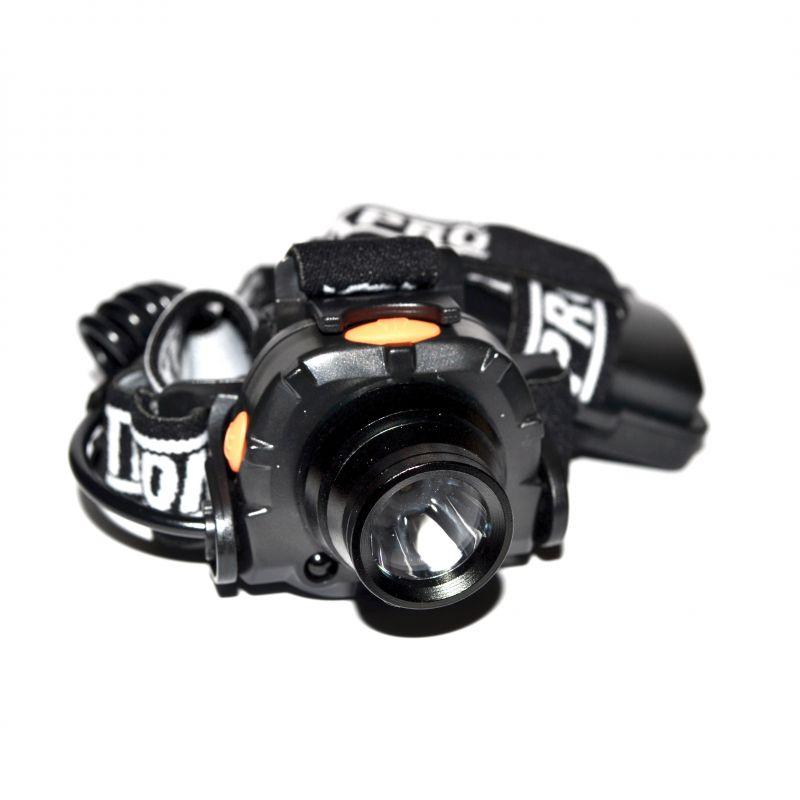 Tronixpro Headlight noir