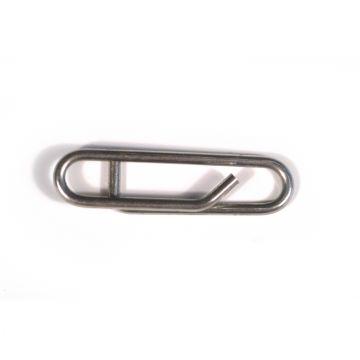 Tronixpro Quick Change Link zilver zeevis klein vismateriaal Size 4