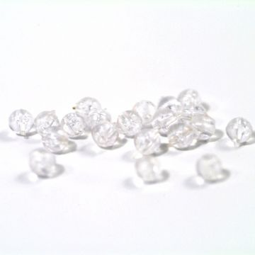 Tronixpro Round Beads clear parel 3mm