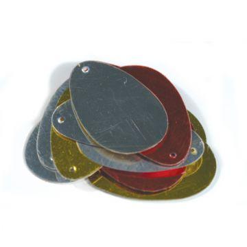 Tronixpro Spinner Blade 3-KLEUREN zeevis klein vismateriaal Large