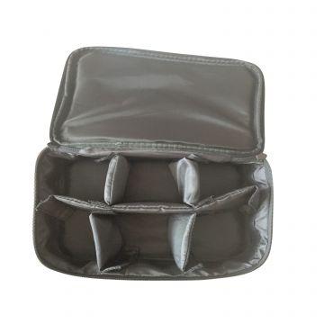 Tronixpro Spool Bag ZWART zeevis vistas