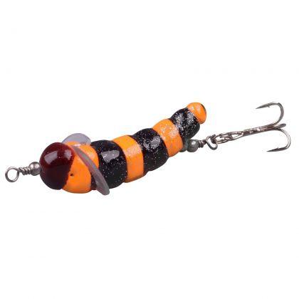 Troutmaster Camola orange - noir  3.5cm