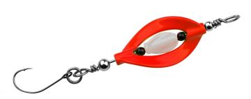Troutmaster Incy Double Spin Spoon devilish vislepel 3.30g