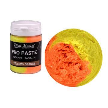 Troutmaster Pro Paste orange yellow  60g