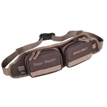 Troutmaster Spoon Belt brun