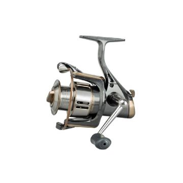 Troutmaster Tactical Trout bruin - nickel vismolen 3000