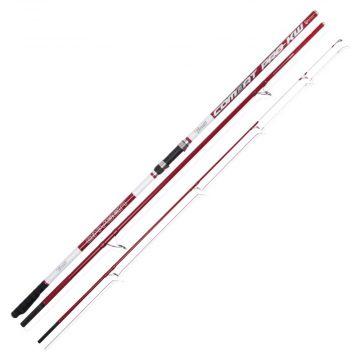 Vercelli Oxygen Combat Pro rood zeevis zeebaarshengel 4m20 100-300g