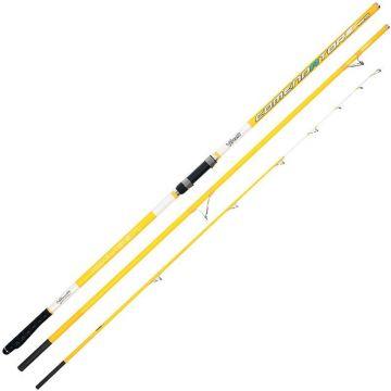 Vercelli Oxygen Commendatore geel zeevis zeebaarshengel 4m20 100-200g