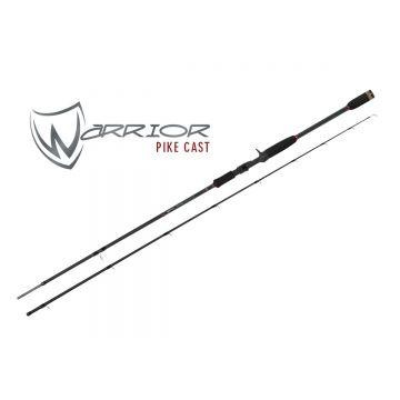 Foxrage Warrior Pike Cast zwart roofvis spinhengel 2m25 20-80g