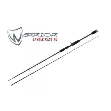 Foxrage Warrior Zander Casting zwart roofvis spinhengel 2m10 10-30g