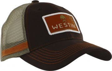Westin Hillbilly Trucker Cap BRUIN pet One Size