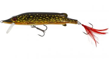 Westin Mike The Pike HL metal pike roofvis kunstaas 14cm 30g