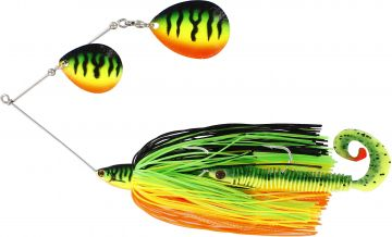 Westin Monster Vibe Colorado crazy firetiger roofvis spinnerbait 65g