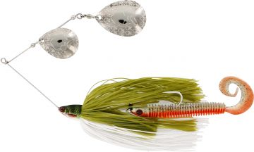 Westin Monster Vibe Colorado wow perch roofvis spinnerbait 65g