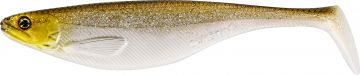 Westin Shad Teez Slim golden headlight shad per stuk 12cm 15g
