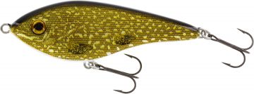 Westin Swim Suspending natural pike roofvis kunstaas 6.5cm 9g