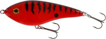 Westin Swim Suspending red tiger roofvis kunstaas 12cm 53g
