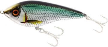 Westin Swim SW Sinking chrome sardine roofvis kunstaas 12cm 60g
