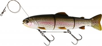 Westin Tommy The Trout Inline rainbow trout roofvis kunstaas 20cm 90g