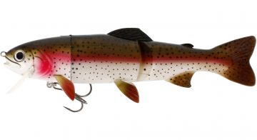 Westin Tommy The Trout LF rainbow trout roofvis kunstaas 15cm 37g