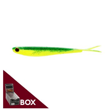 Westin TwinTeez V2 V-Tail In The Box fireflash shad per stuk 14.5cm 9g