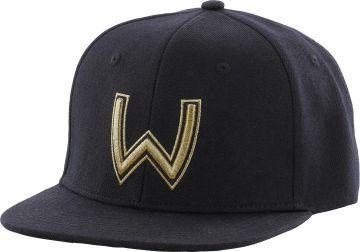 Westin Viking Helmet Cap zwart - goud pet One Size