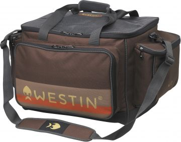 Westin W3 Accessory Bag zwart - bruin roofvis roofvistas Large