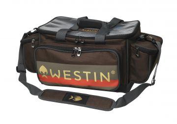 Westin W3 Lure Loader (4boxes) zwart - bruin roofvis roofvistas Large