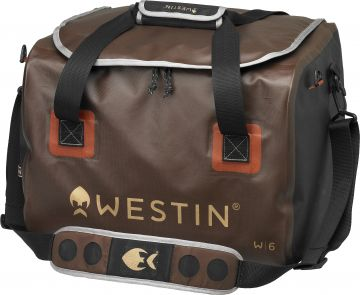 Westin W6 Boat Lurebag bruin roofvis roofvistas Large