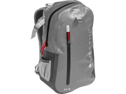 Westin W6 Wading Backpack grijs roofvis roofvistas
