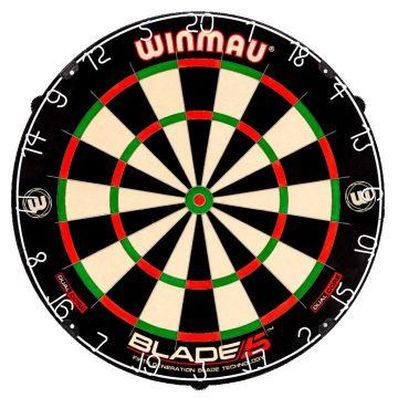 Winmau Blade 5 Dual Core multi