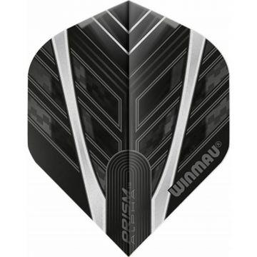 Winmau Prism Alpha Blackout Standard noir 100 Micron