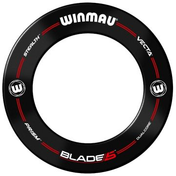 Winmau Pro-Line Surround zwart