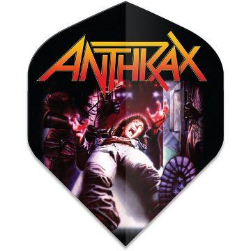 Winmau Rock Legends Anthrax Standard multi 100 Micron