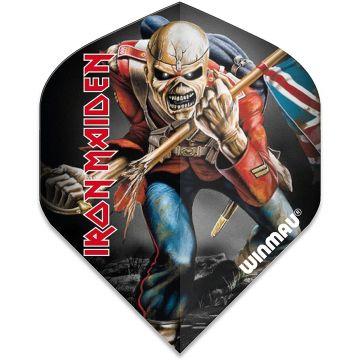 Winmau Rock Legends Iron Maiden Trooper Std multi 100 Micron