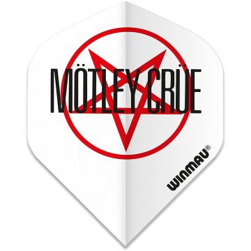 Winmau Rock Legends Motley Crue Logo Std multi 100 Micron