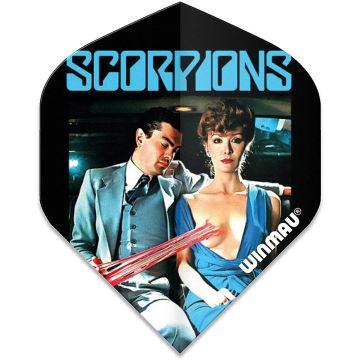 Winmau Rock Legends Scorpions Love Drive Std multi 100 Micron