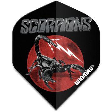 Winmau Rock Legends Scorpions Std multi 100 Micron