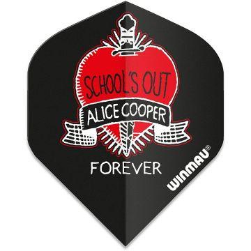 Winmau RockLegends Alice Cooper Schools Out Std multi 100 Micron