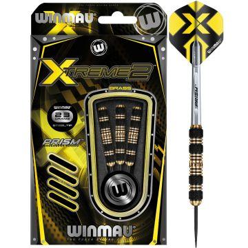 Winmau Xtreme 2 Brass or 21g