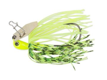 Z-man ChatterBait Micro chartreuse roofvis spinnerbait 3.5g