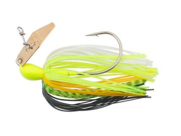 Z-man Original ChatterBait chartreuse sexy shad roofvis spinnerbait 10.5g