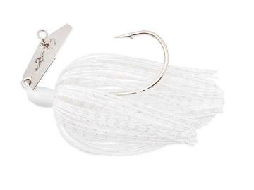 Z-man Original ChatterBait white roofvis spinnerbait 14g